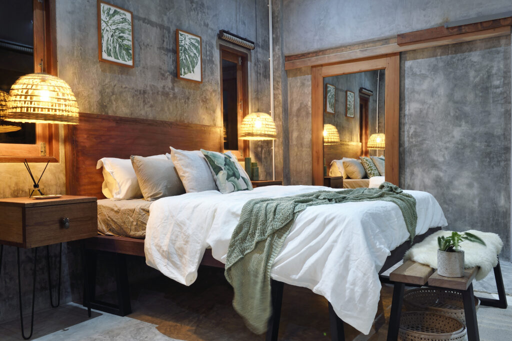 matching bedside table lamps