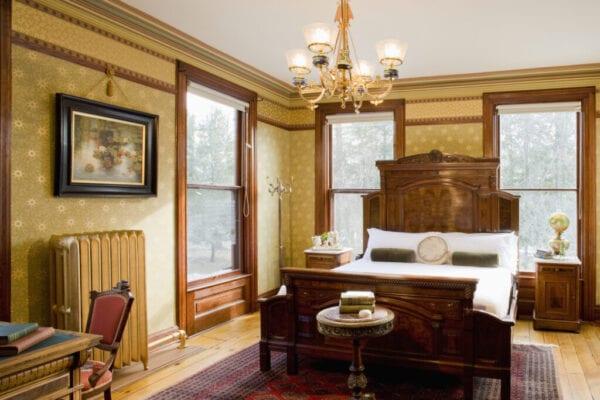 Guestroom in the Pines Inn