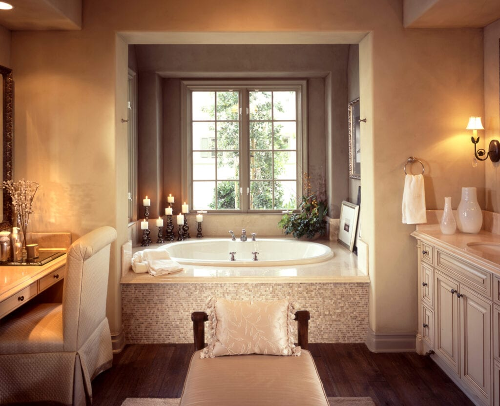 detailed tub