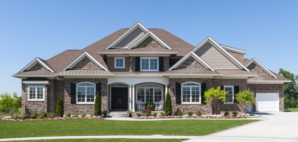Beautiful showcase home in the suburbs.