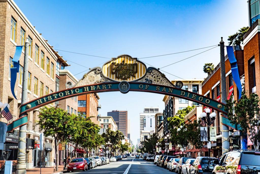 San Diego Gaslamp Quarter (District)
